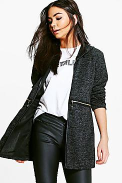 Amy Zip Through Jacket
