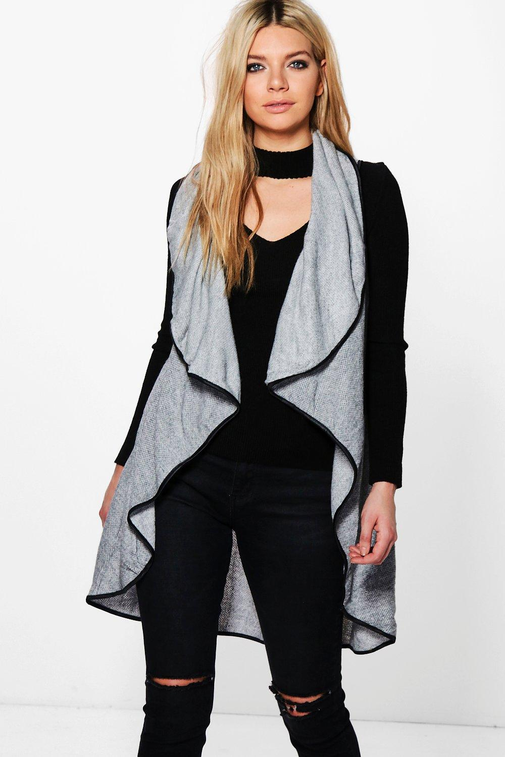 Sophie Waterfall Jacket