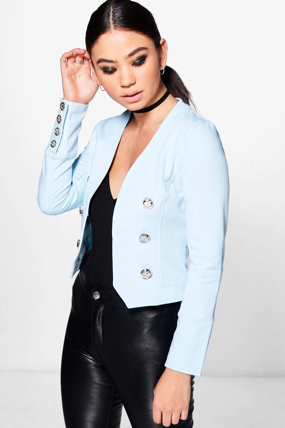 Olivia Double Breasted Blazer