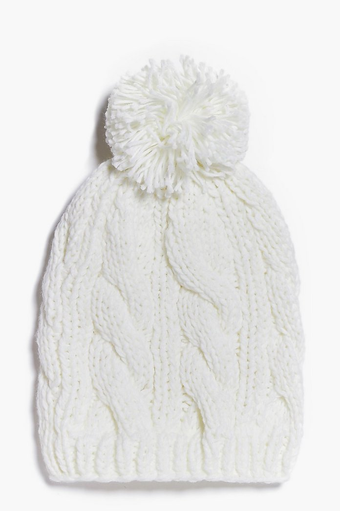 Olivia Supersoft Bobble Hat
