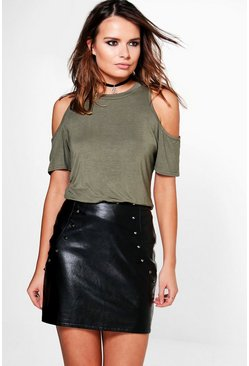 Pixie Cold Shoulder T-Shirt