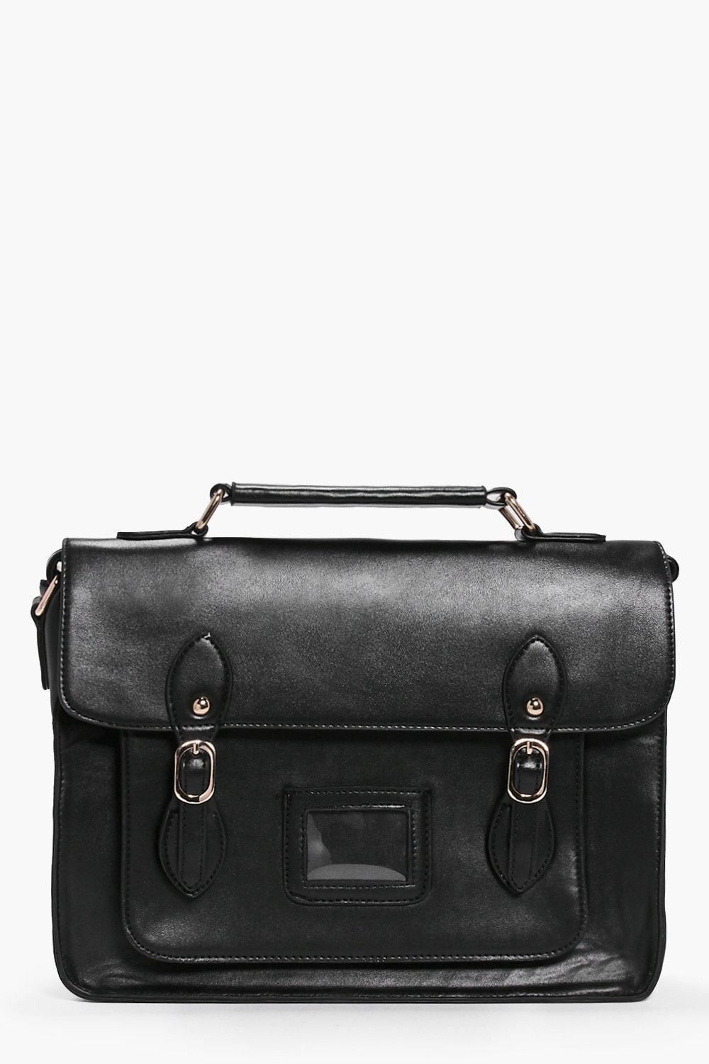 Arabella Pocket Front Satchel