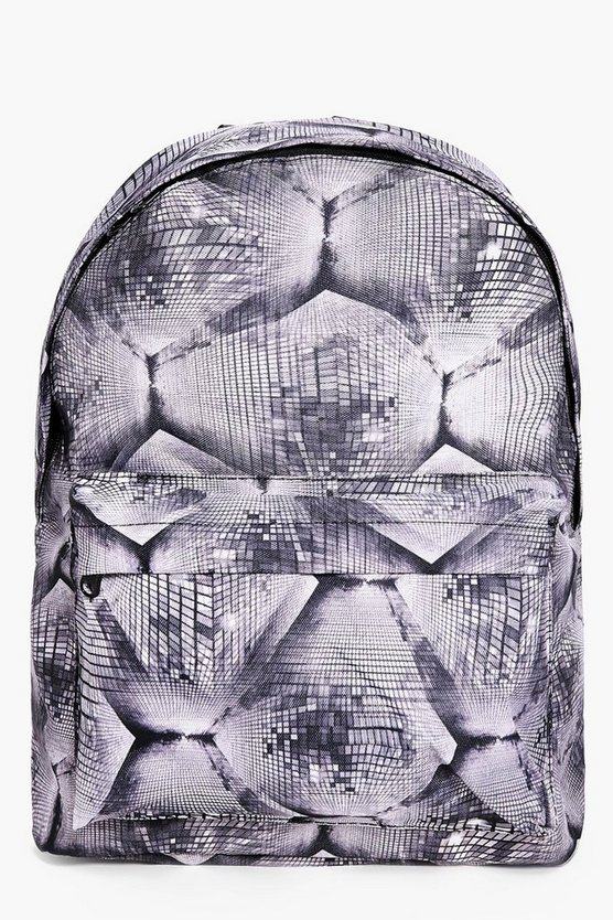 Melissa Geo Print Backpack