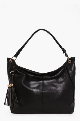 Nina Tassel Detail Day Bag