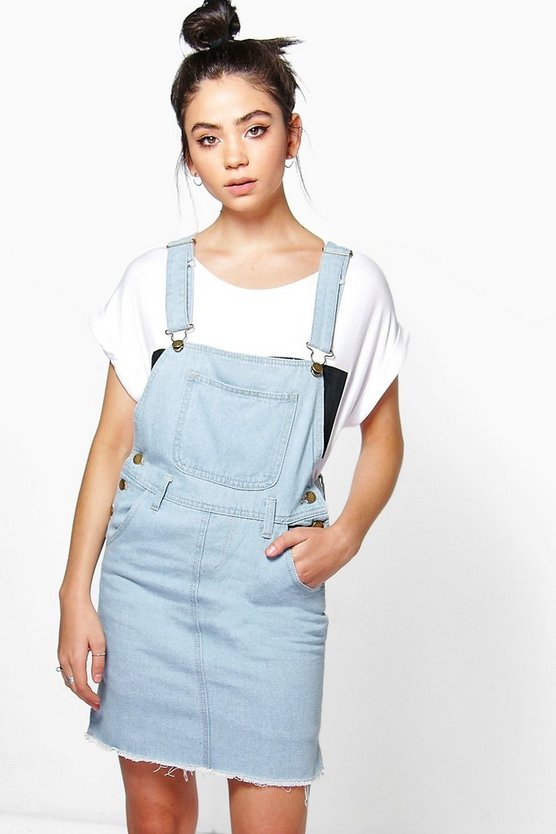 Brooke Denim Dungarees
