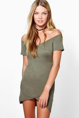 Sofia Off The Shoulder Dress