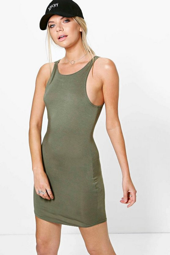 Molly Racer Bodycon Dress