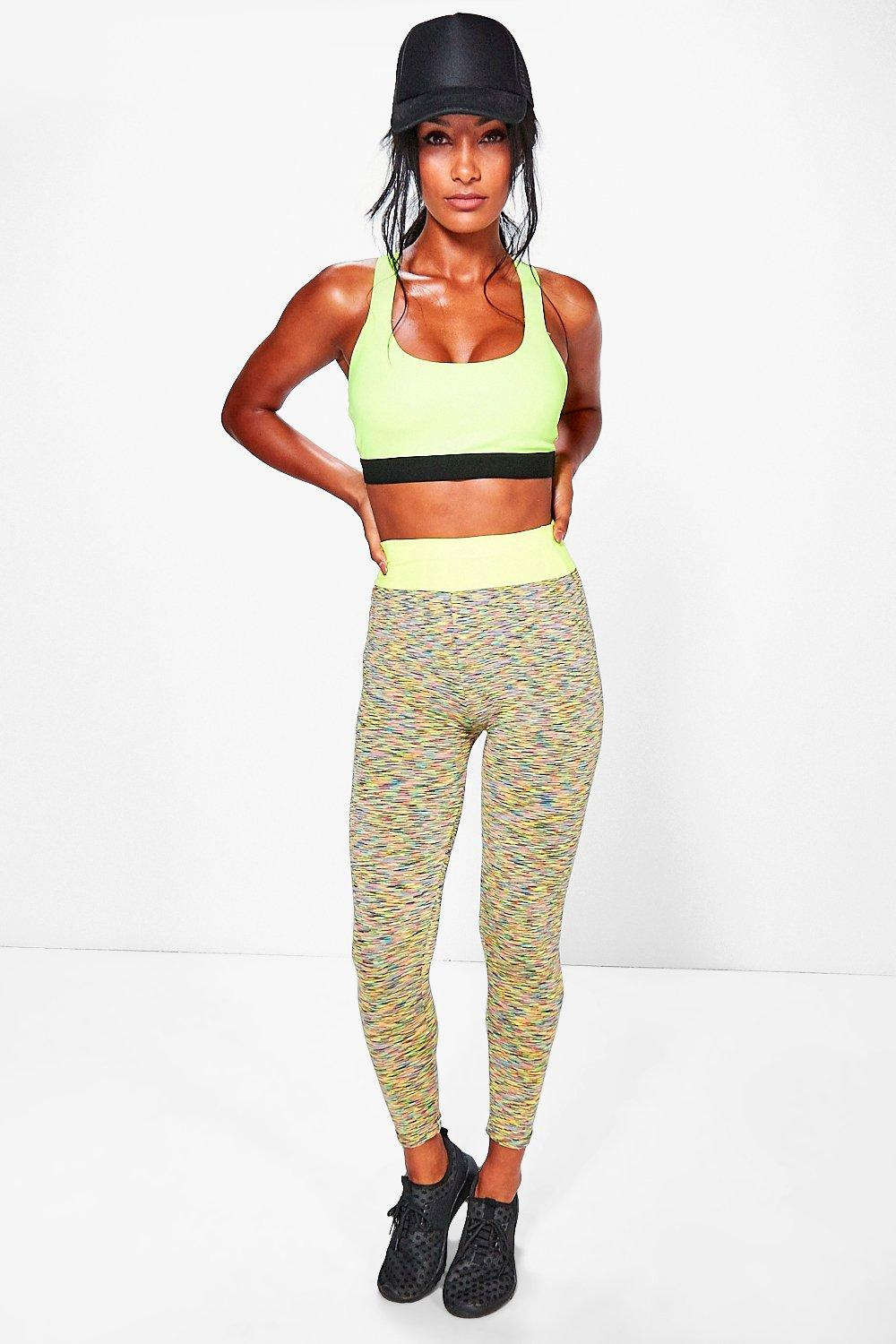 Maddison Bright Fitted Leggings
