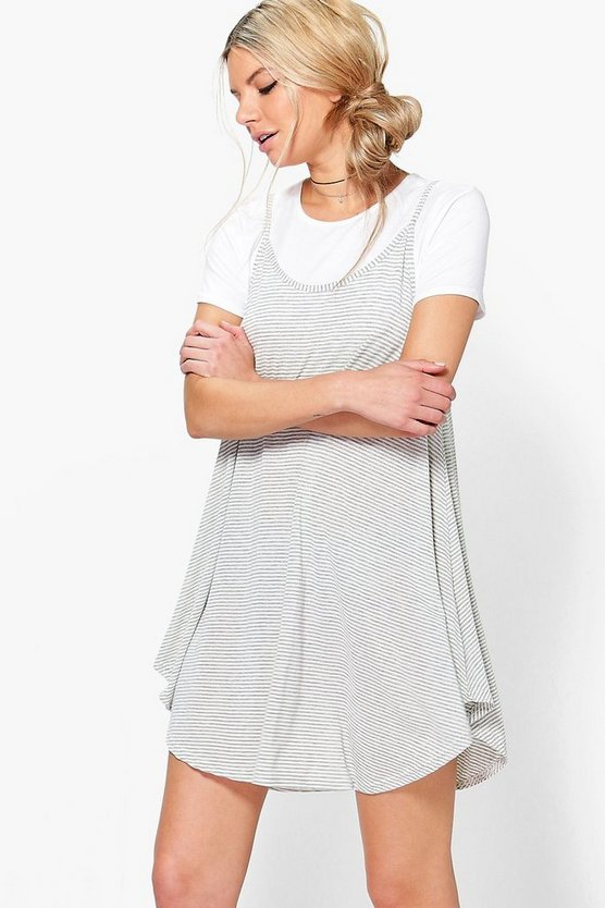 Lucy Strappy Swing Dress
