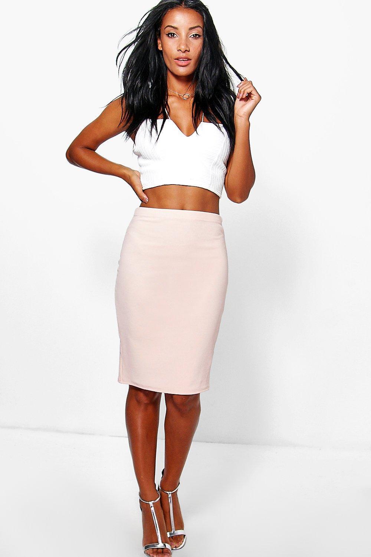 Midi Skirt blush