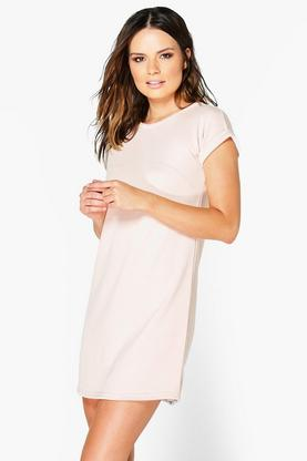 Esme Loopback T-Shirt Dress