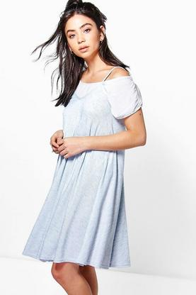 Holly Marl Swing Dress