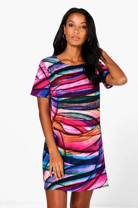 Zoe Shift Dress