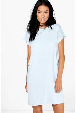 Lucy Slouchy T-Shirt Dress