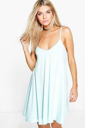 Lexi Rib Swing Dress