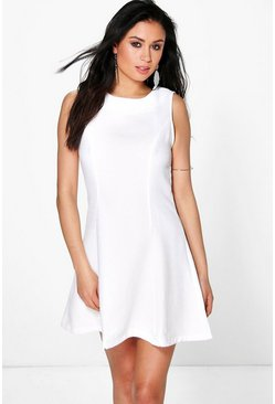 Harriet Skater Dress