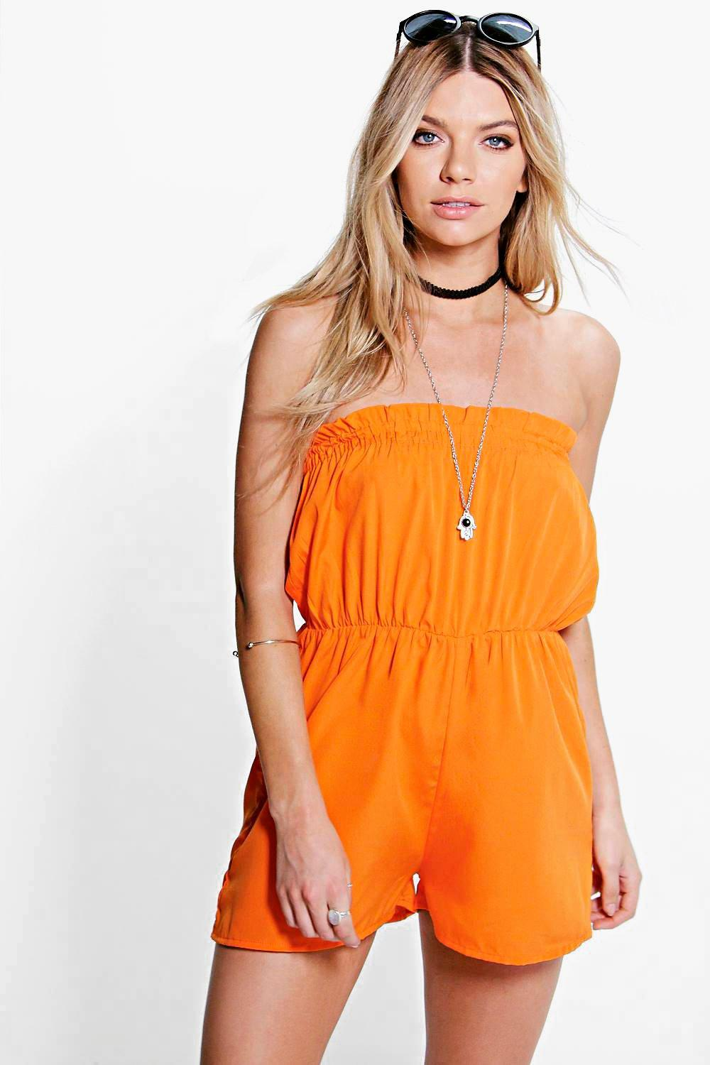 Zoe Bandeau Playsuit