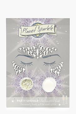 Party Sparkle Face Gems & Eco Glitter