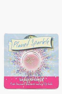 Sassy Sparkle Eco Glitter Lip Balm