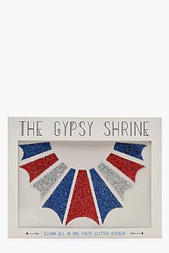 Adesivo pagliaccio Gypsy Shrine Body