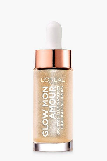 Champagne L?Oreal Paris Glow Highlighting Drops Sparkling Love