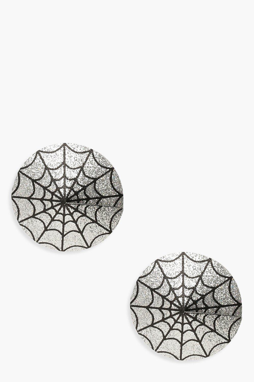 Купить Всё для красоты, Наклейки для сосков Cobweb Halloween, boohoo
