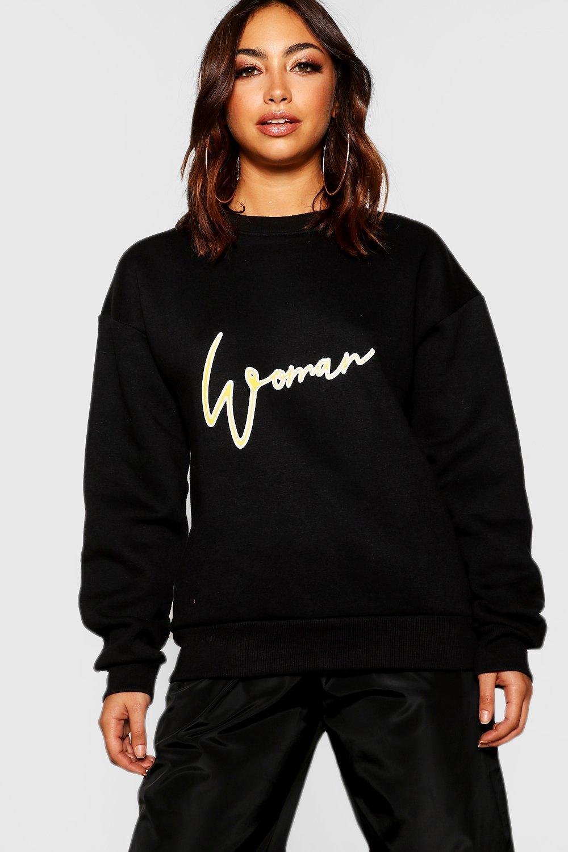 Купить Athleisure, Woman Спортивные Slogan, boohoo