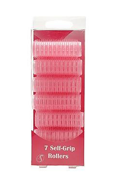 7 X 20mm Self Grip Hair Rollers