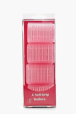 44 X 4mm Self Grip Hair Rollers