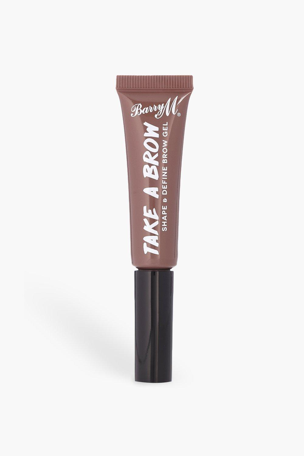 Barry M Womens Barry M Take A Brow Gel - Brown - One Size, Brown
