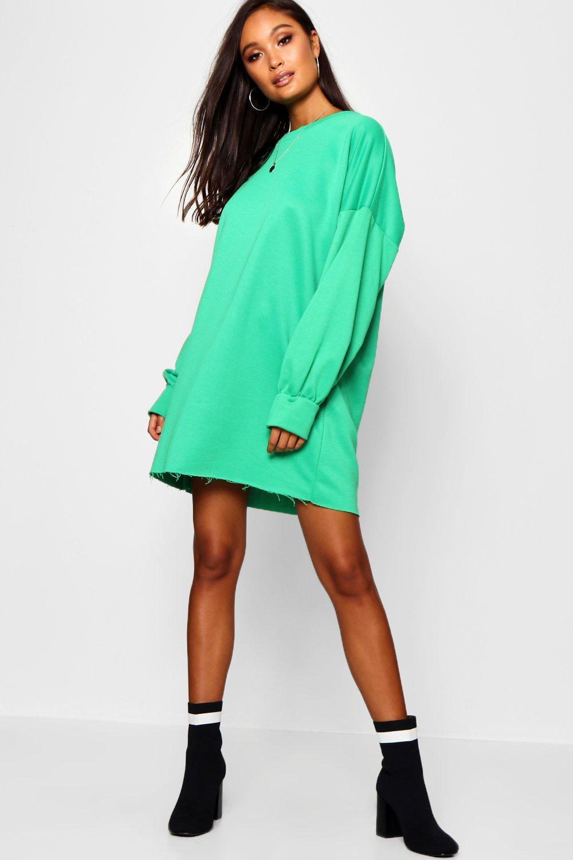 Купить Dresses, Платье толстовка оверсайз Perfect, boohoo