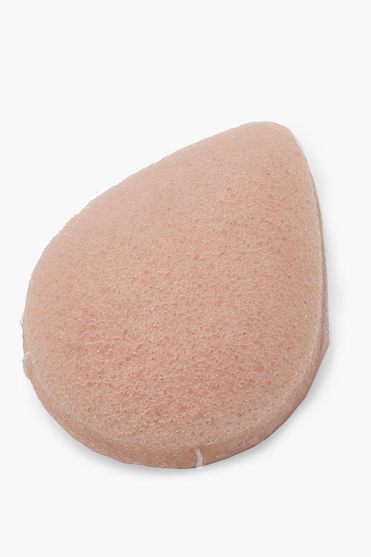 Купить со скидкой Розовая глина Face Biodegradable Cleansing Konjac Sponge