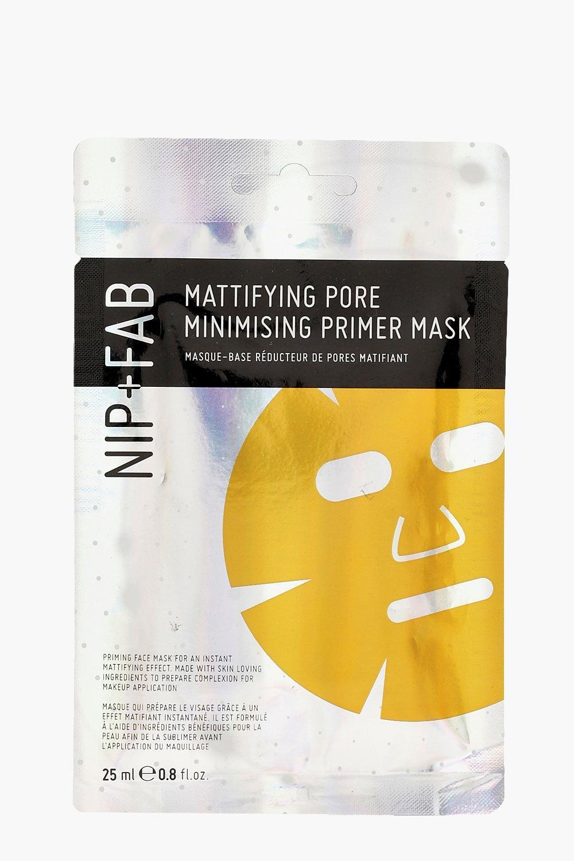 Купить Beauty, Nip + Fab Mattifying Pore Minimise Primer Face Mask, boohoo
