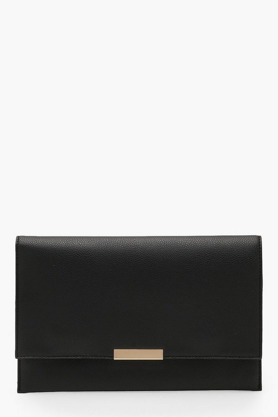 Envelope Clutch And Bar