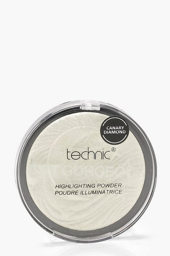Cipria illuminante in polvere Technic Get Gorgeous