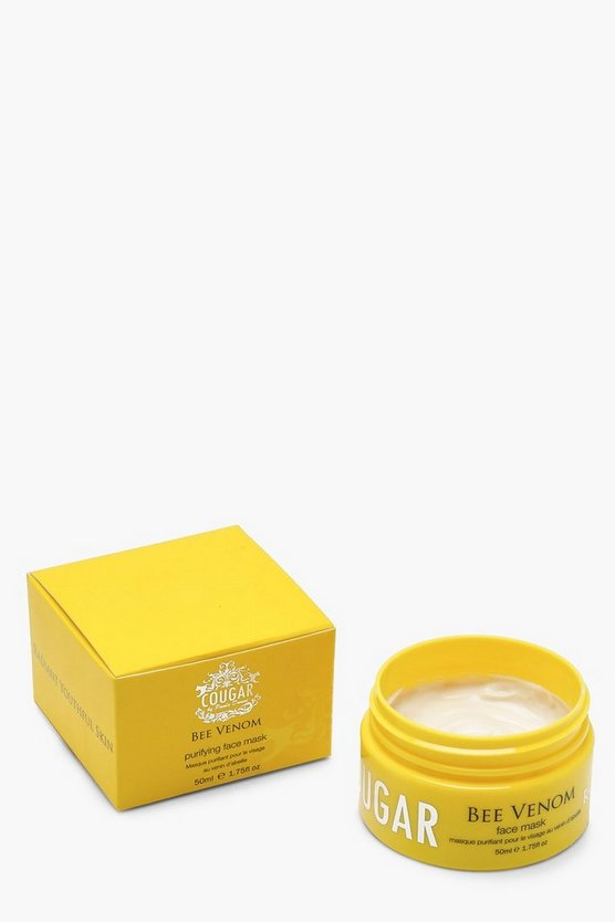 Bee Plump And Firm Face Mask