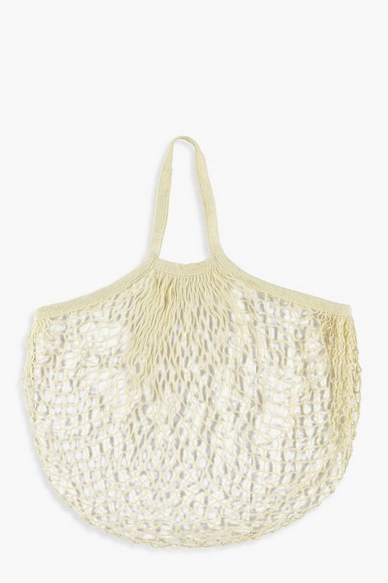 Netted String Bag