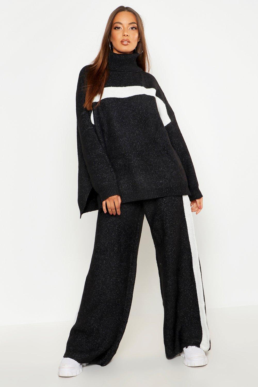 Купить Knitwear, Крепко связаный комплект для спортивный отдыха Premium, boohoo