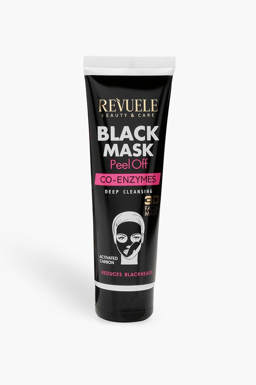 Купить Beauty, Черная маска-пилинг с коэнзимами для глубокой чистки лица, boohoo