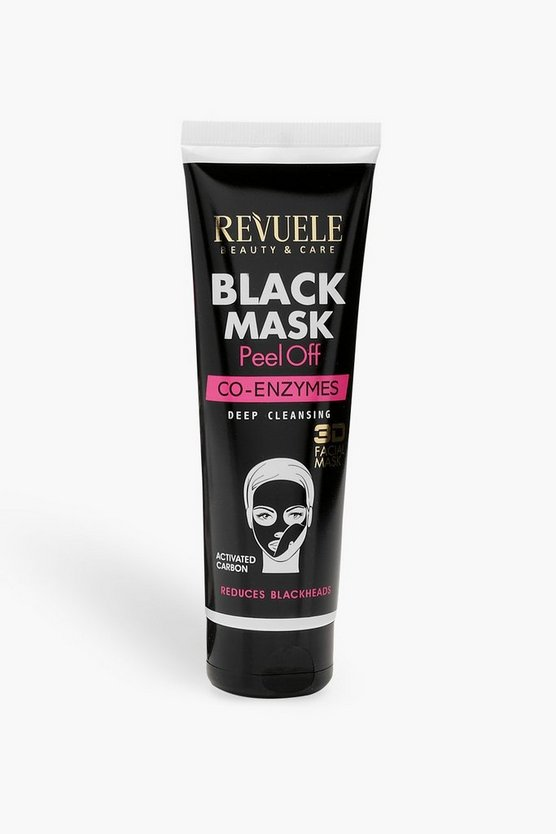 Co-Enzymes Deep Cleansing Black Mask Peel Off