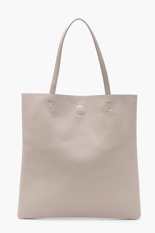 Купить Bags, Сумка-шоппер Popper Basic, boohoo
