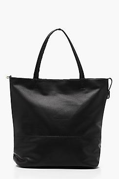 Base Detail Shopper Day Bag