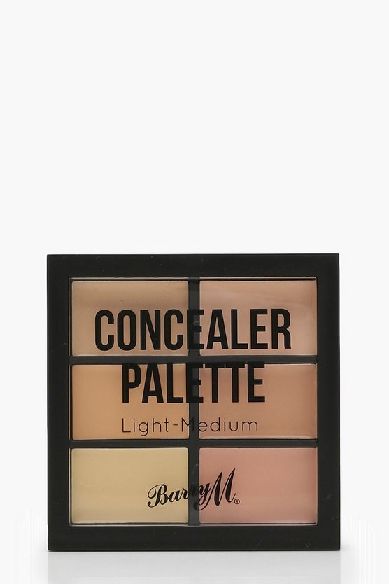 Barry M Concealer Palette - Light/Medium