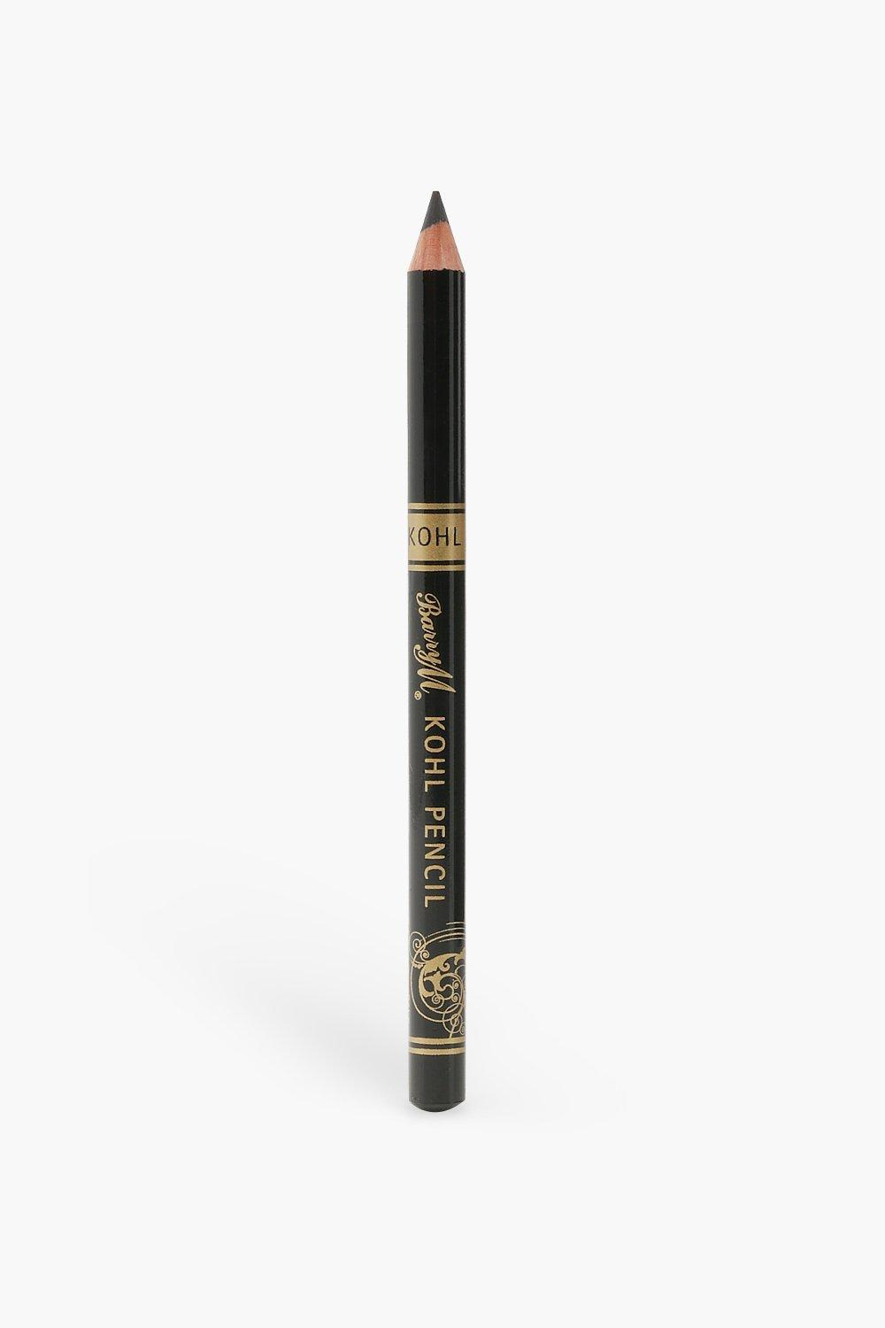 Barry M Womens Barry M Kohl Eyeliner Pencil - Black - One Size, Black