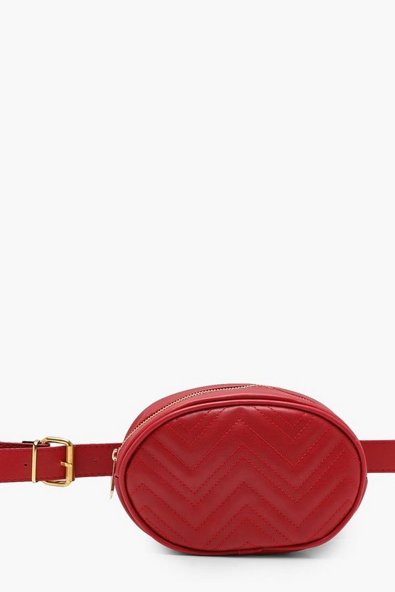 Sophie Quilted Belt Bag