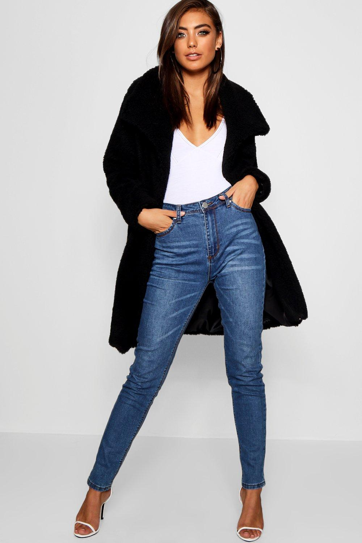 Купить Coats & Jackets, Жакет из искусственного меха, boohoo