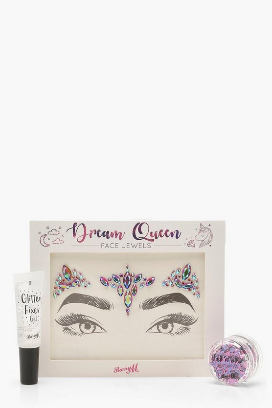 Barry M Dream Queen Festival Glitter Bundle