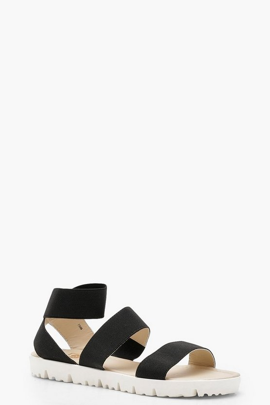 Millie Multi Strap Cleated Sandals