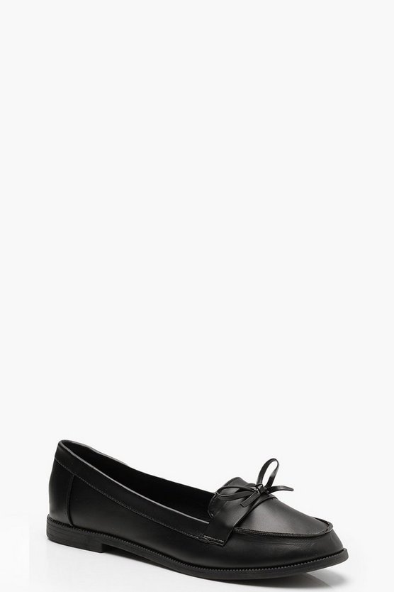 Eliza Bow Loafers