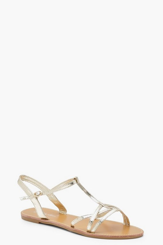 Brooke Multi Strap Sandals
